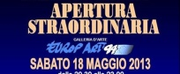 Aristi irpini in mostra oggi all'«Europart 94»